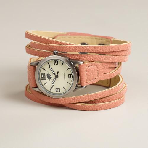 Blush Multi-Strand Watch