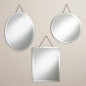 Sage Frameless Mirrors