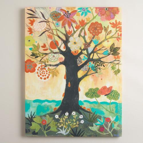 """Flower Tree I"" by Martyna Zoltaszek"