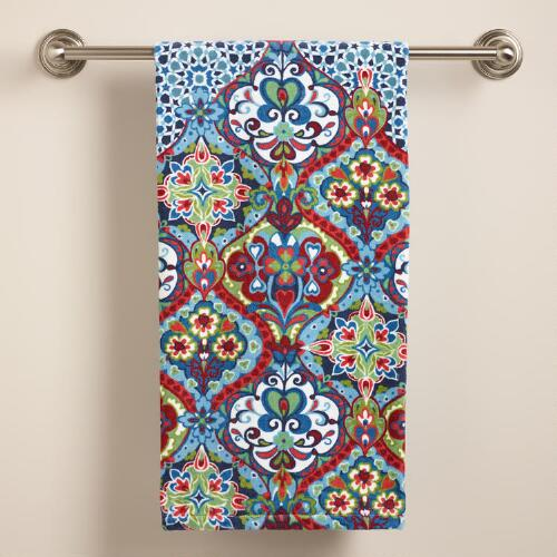 Moroccan Bath Towel