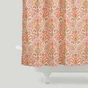 Nomad Ikat Shower Curtain