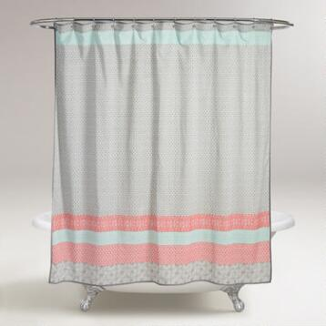 Dhara Shower Curtain