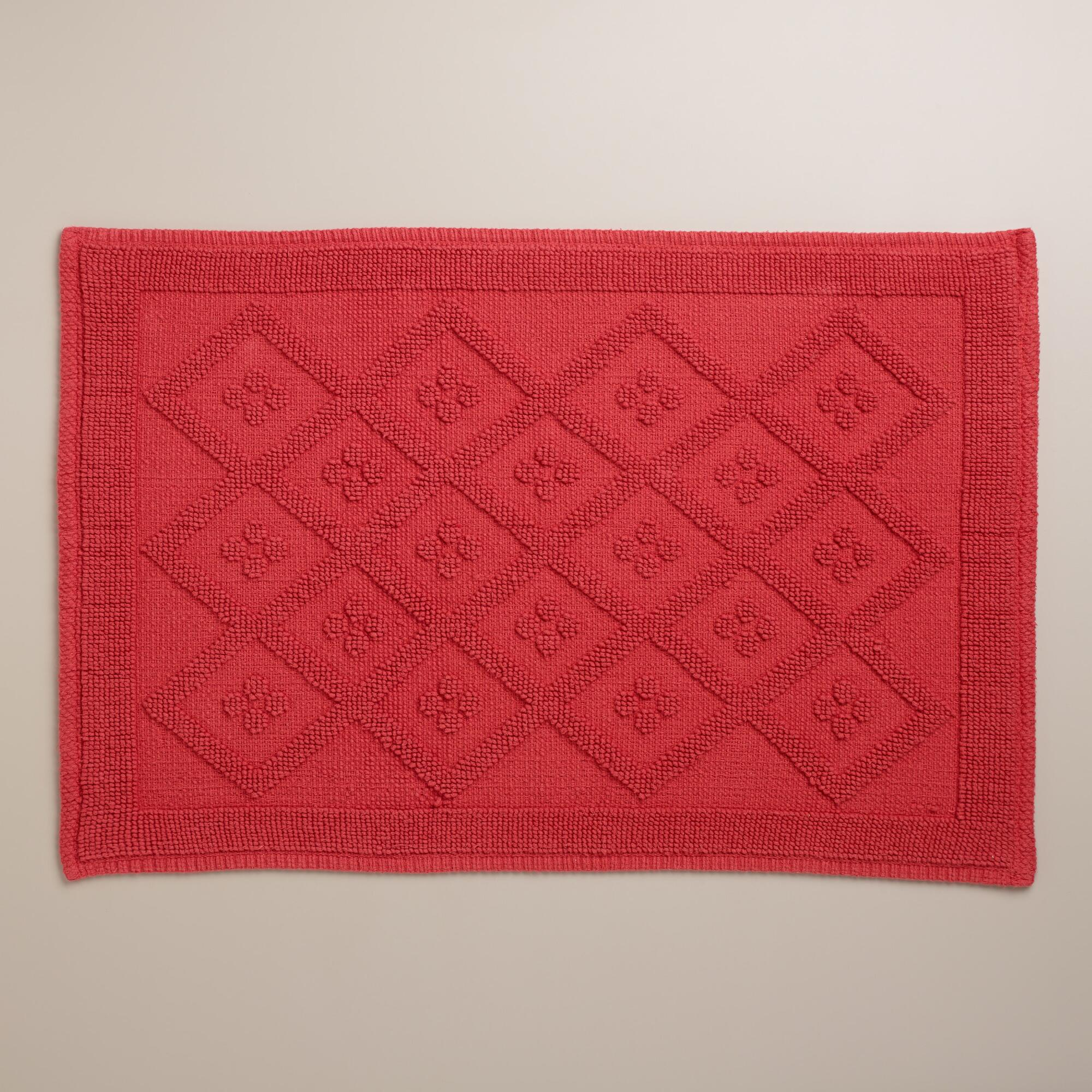 Book Of Coral Bath Rugs In Germany By Olivia