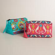 Nomad Cosmetic Bags, Set of 2