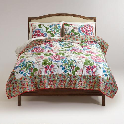 Floral Lena Bedding Collection