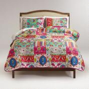 Istanbul Patchwork Bedding Collection