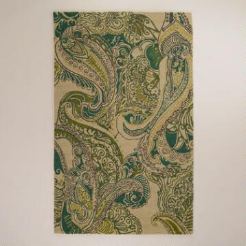 Paisley Indoor-Outdoor Rugs