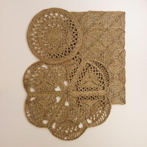 Seagrass Matting Collection