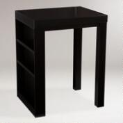 Black Craft Desk