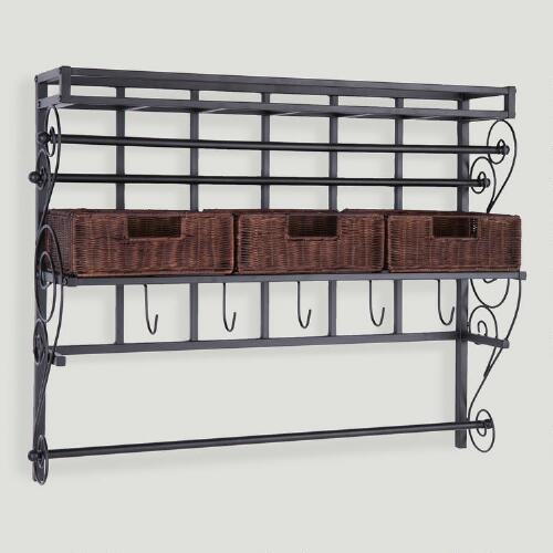 Craft Storage Rack