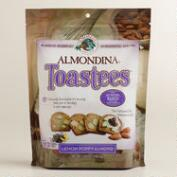 Almondina Lemon Poppy Almond Toastees