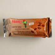 Parrot Coffee Milk Sandwich Biscuits