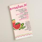 Watermelon Mojito Kitchen Towel