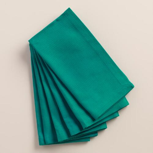 Fanfare Buffet Napkins, Set of 6