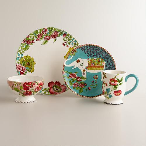 Nomad Dinnerware Collection