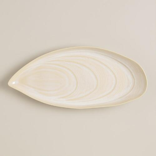 Large Mussel Sea Life Platter