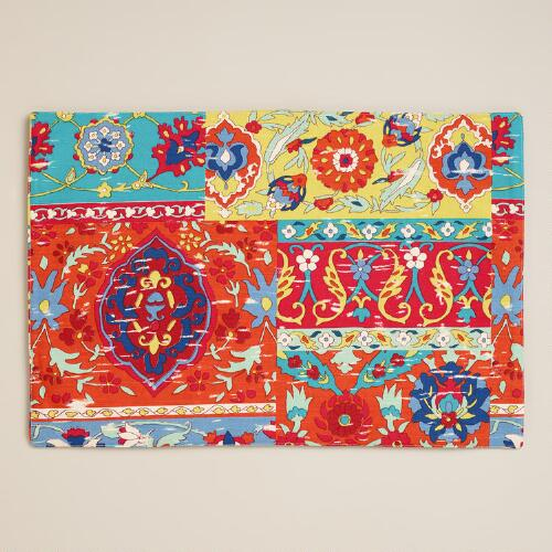 Istanbul Placemats, Set of 4