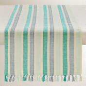 Cool Multicolor Herringbone Table Runner