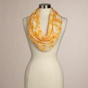 Yellow Rose Infinity Scarf