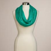 Sea Green Infinity Pashmina