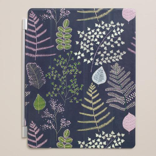 Lakehouse Leaves iPad Cover