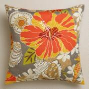Seaside Outdoor Throw Pillow