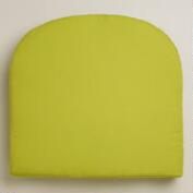 Green Gusset Chair Cushion
