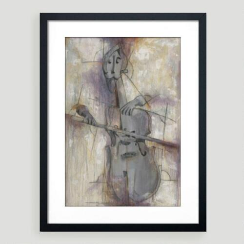 """The Cellist"" by Justin Garcia"
