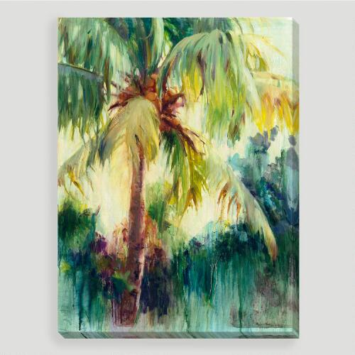 """Island Palm"" by Allyson Krowitz"