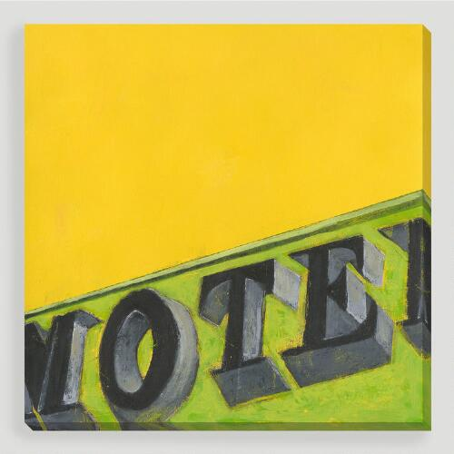 """Motel"" by David Bailey"