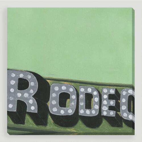 """Rodeo"" by David Bailey"