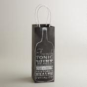 Tonic Kraft Wine Bag
