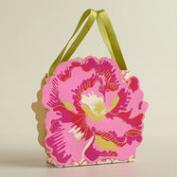 Mini Die-Cut Flower Handmade Gift Bag