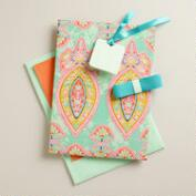 Maria Paisley Fabric Gift Box Kit