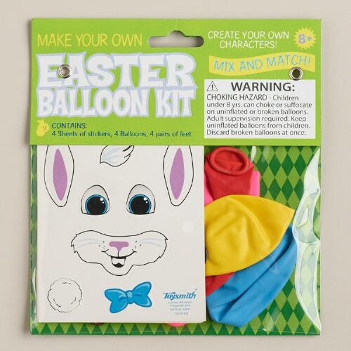 Easter Balloon Characters Kit