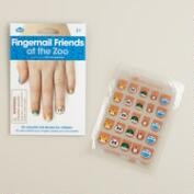 Fingernail Friends At the Zoo Kit