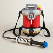 Firepower Hose with Backpack