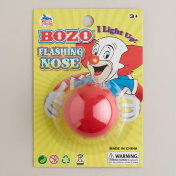 Bozo Light-Up Nose
