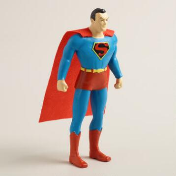 Poseable Superman