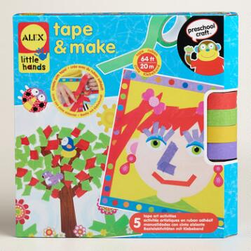 Little Hands Tape & Make