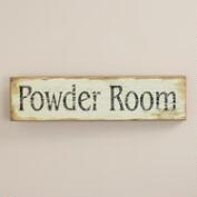 Powder Room Wall Art