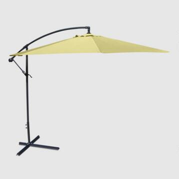 10' Canary Cantilever Umbrella
