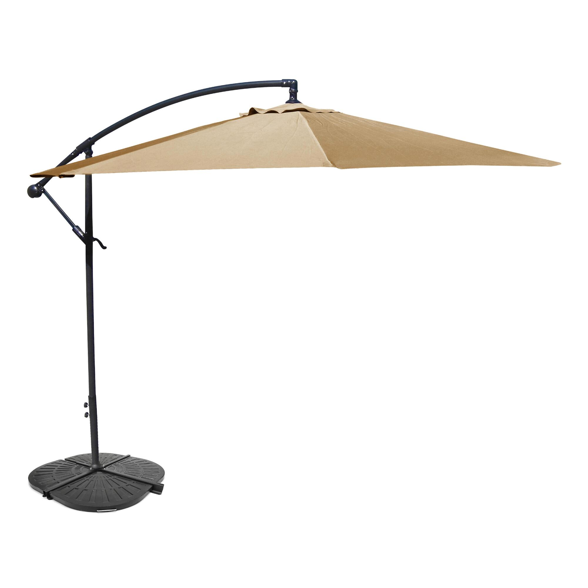 how to clean cantilever umbrella