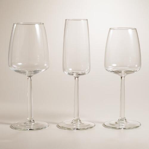 Impulz Glassware Set