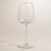 Impulz White Wine Glasses