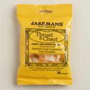 Jakeman's Honey Lemon Cough Drops