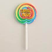 Large Twirl Pops Lollipop