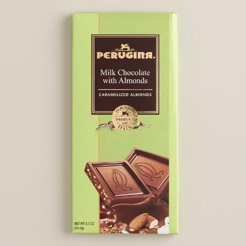 Perugina Milk Chocolate with Almonds Bar