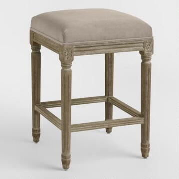 Cocoa Paige Backless Counter Stool