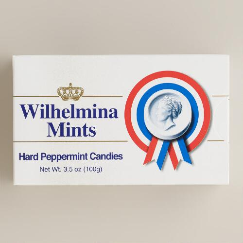 Wilhemina Peppermint Box